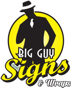 Big Guy Signs