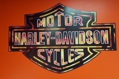 Harley Wall Logo